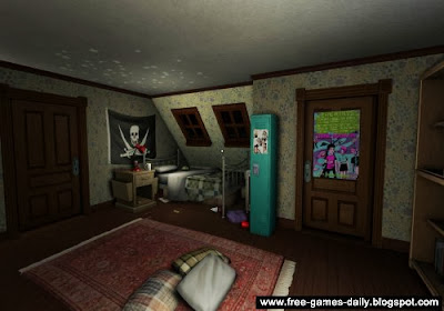 Gone Home Gameplay