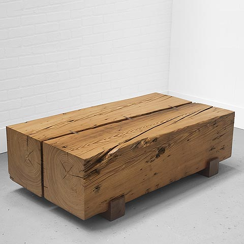 Let 39 s stay live edge wood furniture Live wood coffee table