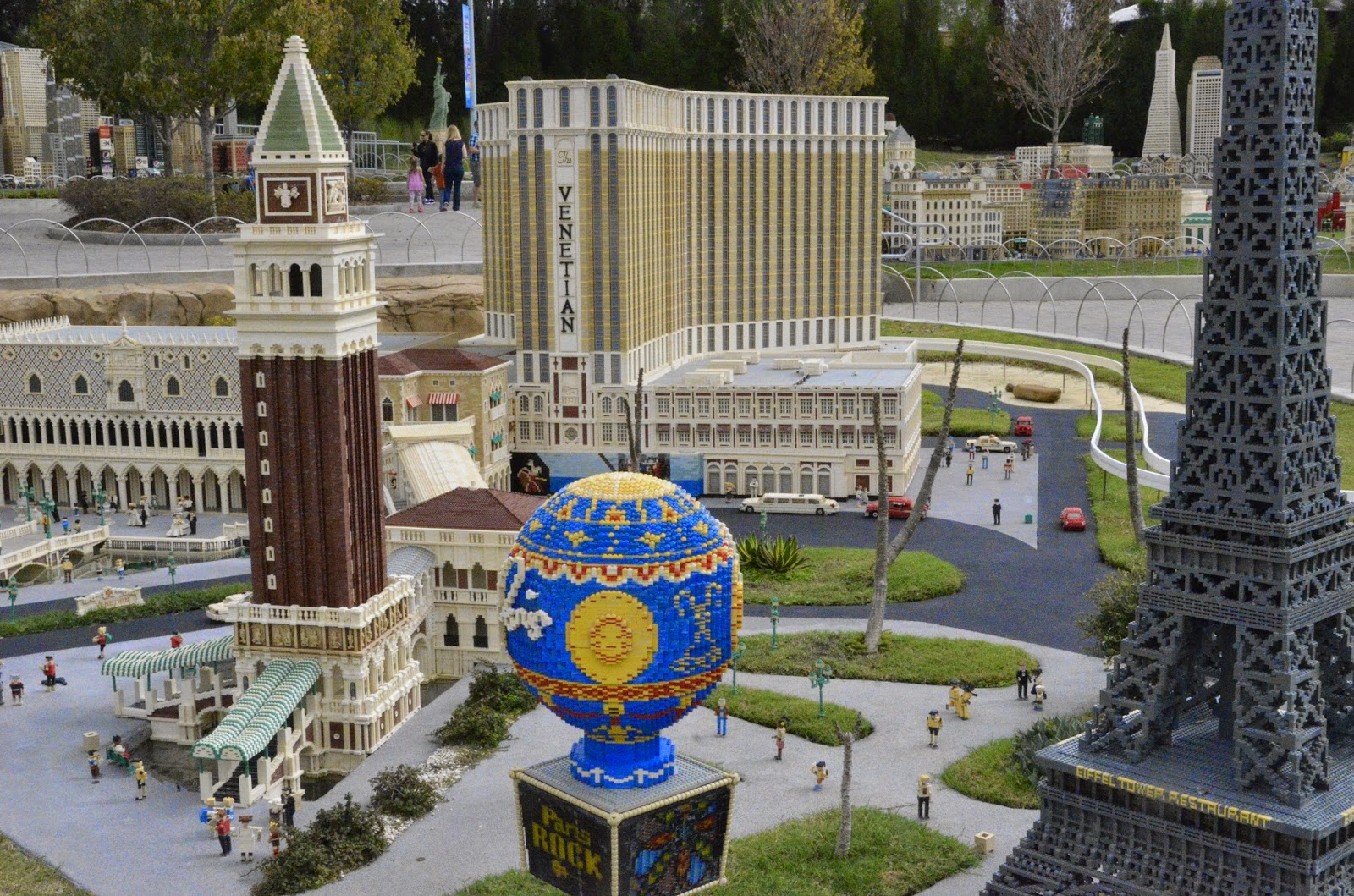 Off season is the best time to visit Legoland! #travel #legoland