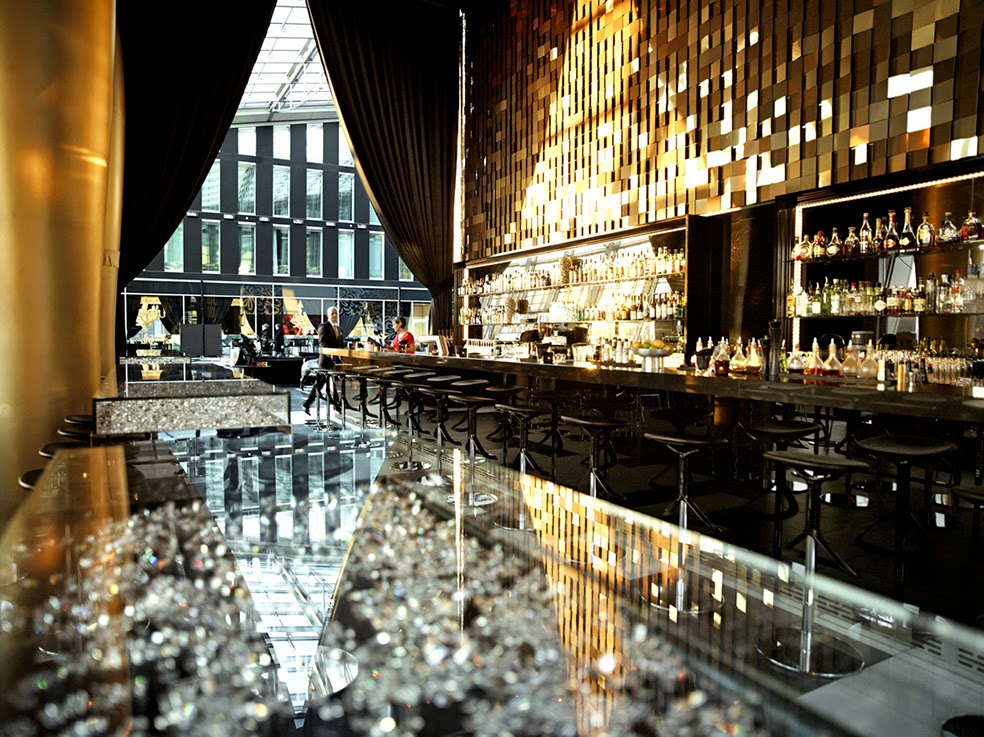 Les Plus Beaux Hotels Design Du Monde H Tel Kameha Grand Bonn By Marcel Wanders Karl Heinz