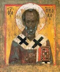 St. Nicholas ~ Pray for Us!