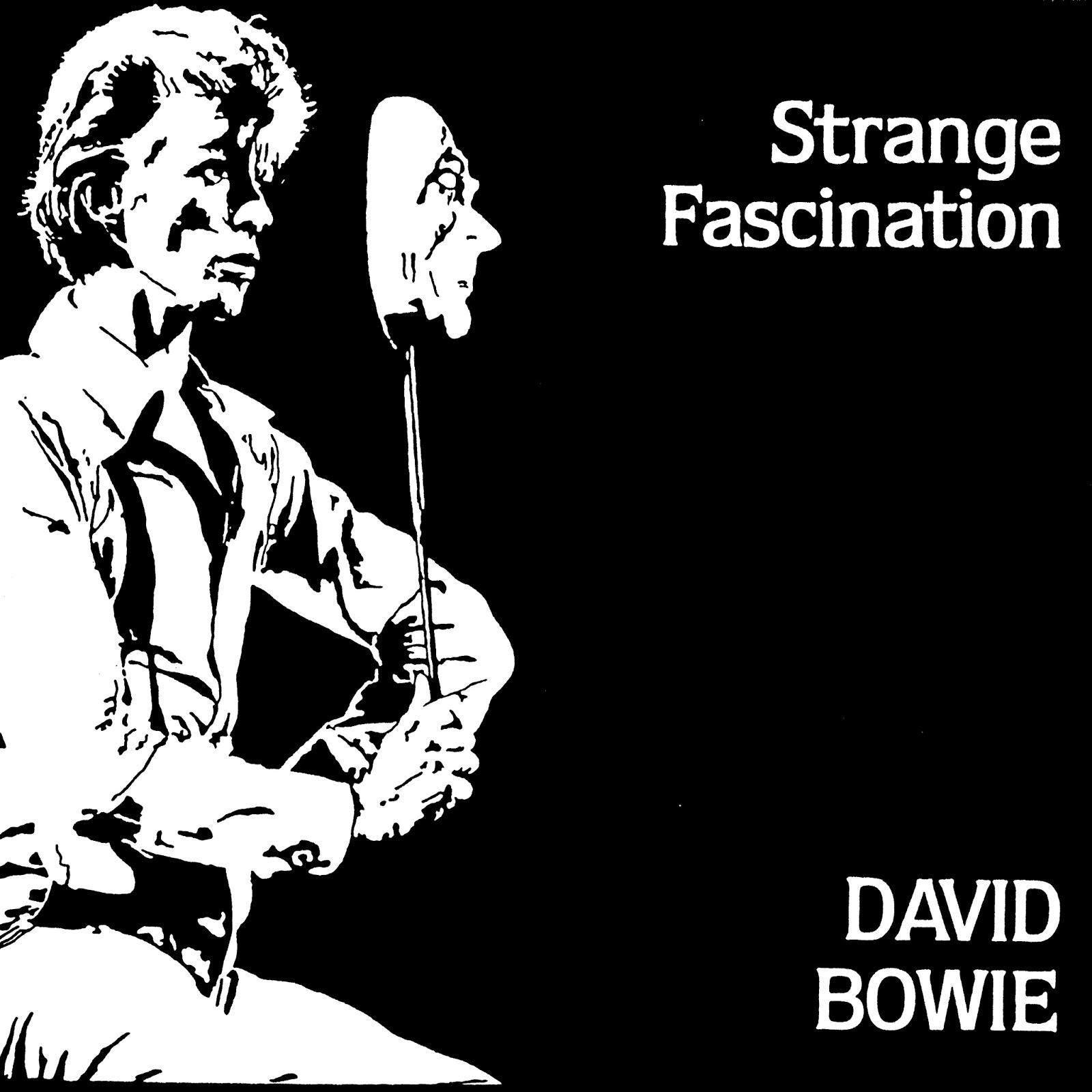 World Of BOOTLEGS BOOTLEG David Bowie Strange