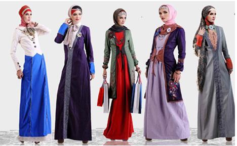 jubah muslimah zalora