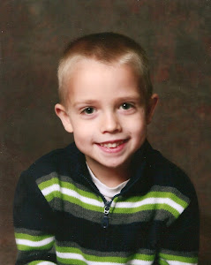 Cameron Michael - 5yrs old