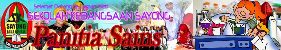 Panitia sains - SKS