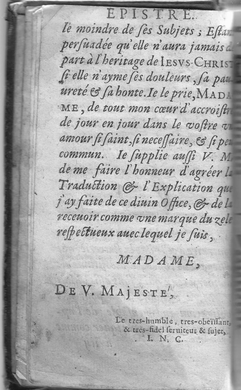 Les missels de marie office de la semaine sainte 1667 - Office des lectures du jour ...