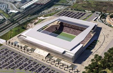 Arena Corinthians stadion