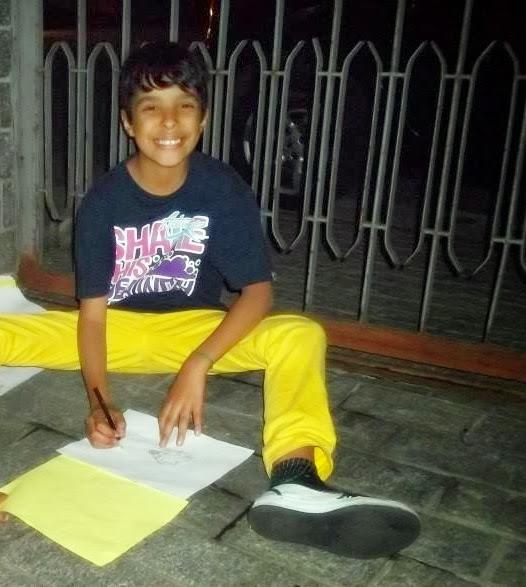 Gabriel Henrique ,o menino prodígio da Zona Leste de SP
