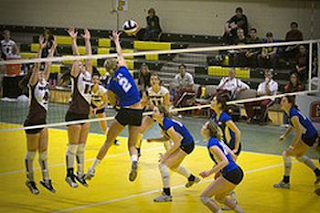 Como ensinar a Cobertura De Bloqueio no Voleibol?