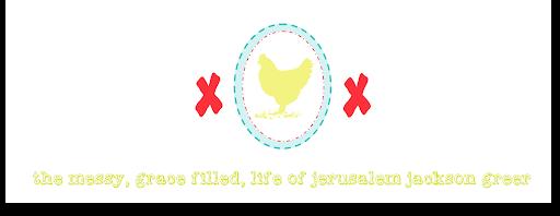 jerusalem greer - the adventures of jolly goode gal