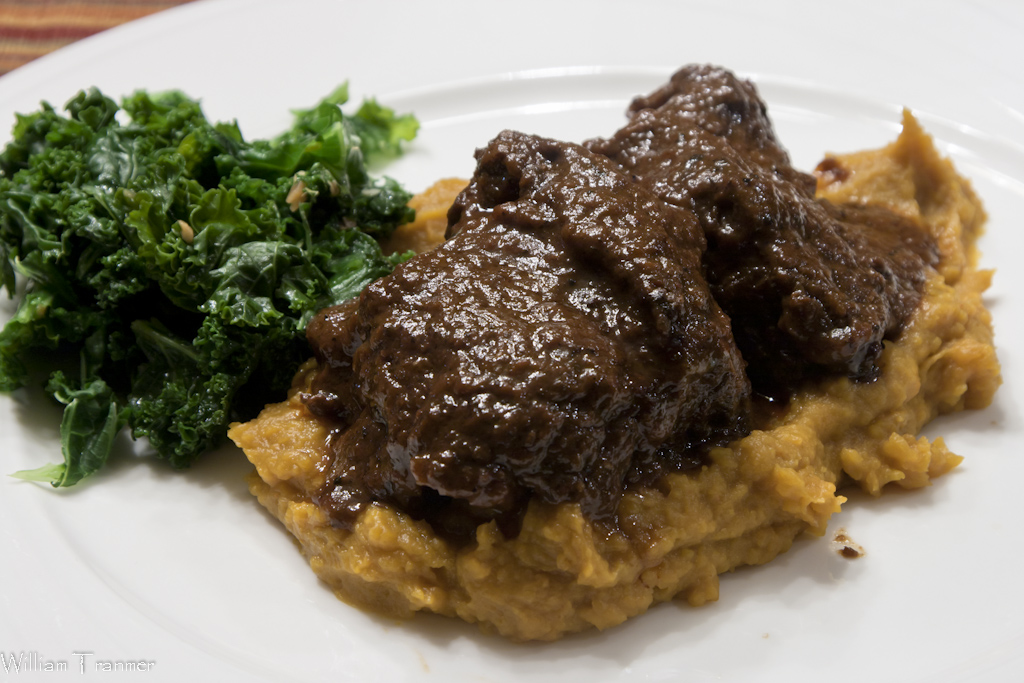 Dose of Frosting..: Texas Red-Braised Beef Short Ribs