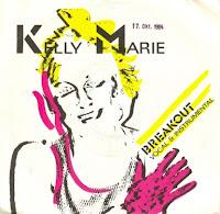 Kelly Marie - Breakout (Vinyl,12'') (1984)
