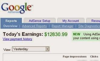 cara mencari uang dengan Modal Blog