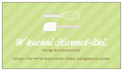 W kuchni Karmel-itki