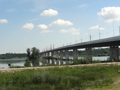 Vidin Danube bridge