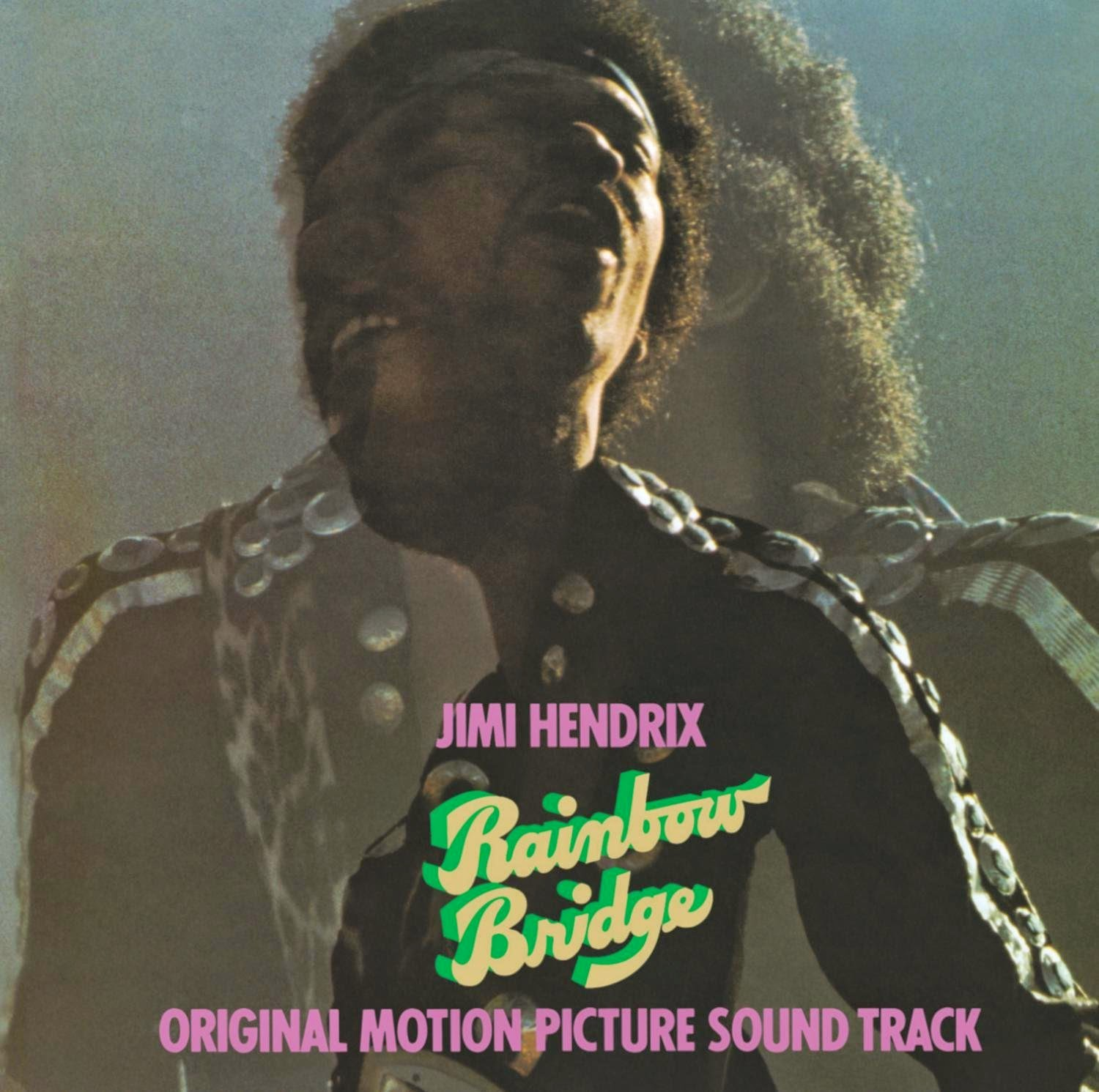 Jimi Hendrix's Rainbow Bridge