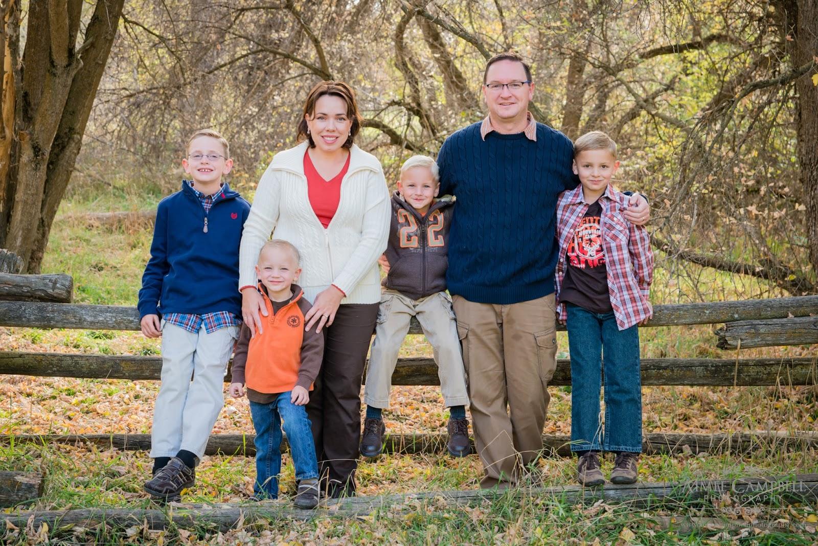 Logan Utah Family Pictures