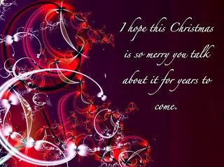 Meaning Merry Christmas Greetings Message 2013