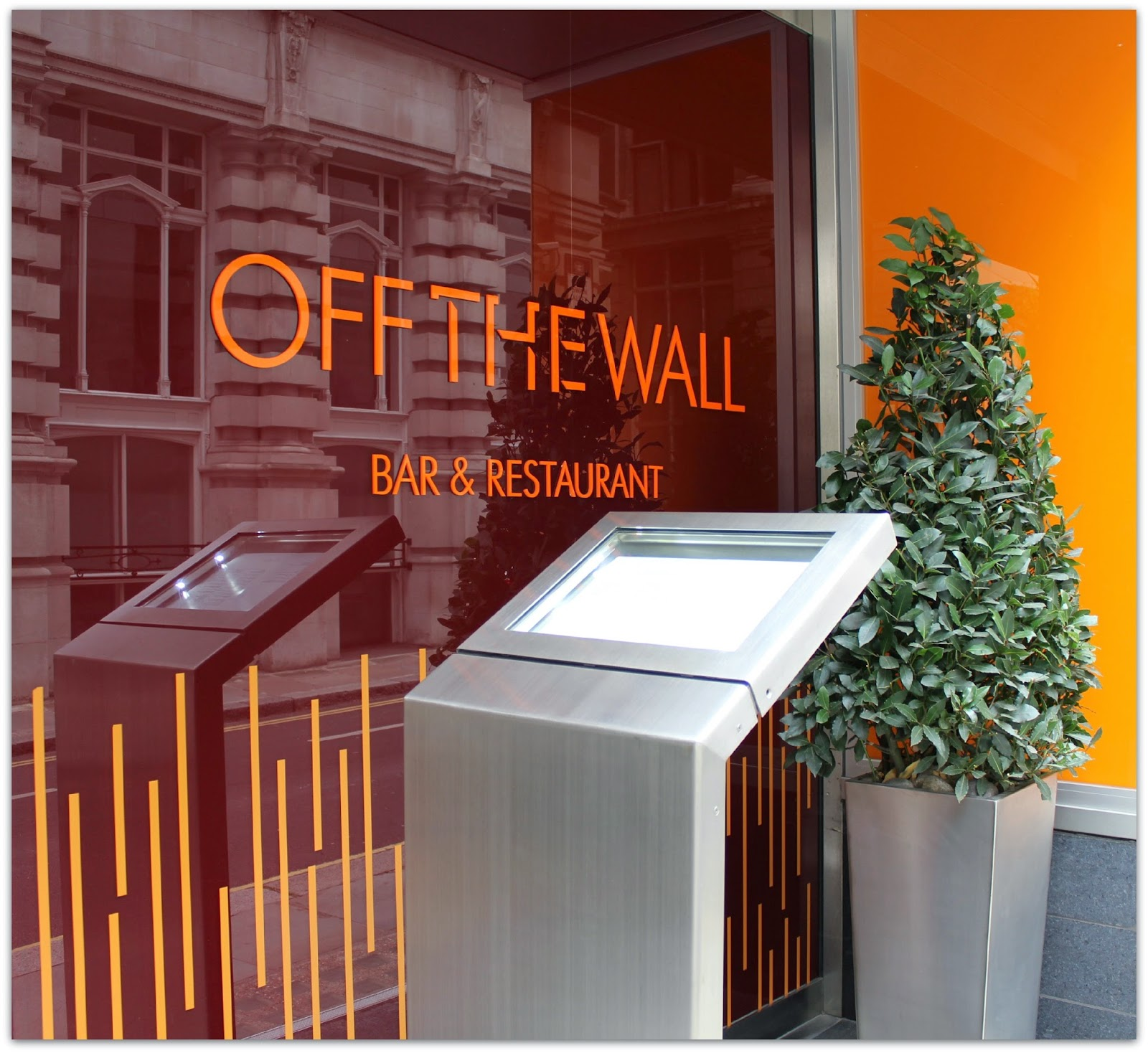 Off The Wall Restaurant