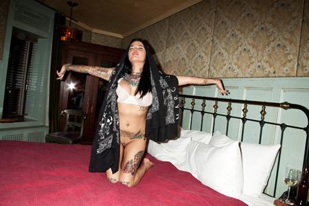 El erotismo fotográfico de Sander Dekker