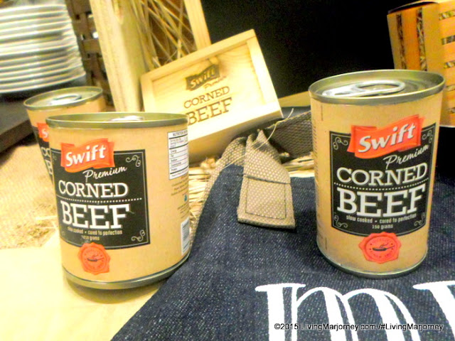 Swift Premium Corned Beef Recipe