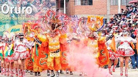 Paquetes para viajar a Oruro, desde Bs 300 hasta 2.600