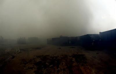Πρόστιμο «φωτιά» 5 εκατ. ευρώ στον επιχειρηματία που σκόρπισε το τοξικό νέφος στον Ασπρόπυργο