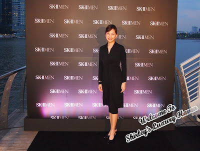 luxury haven at skii black carpet event