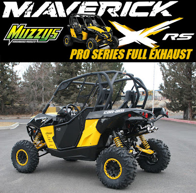 Can-Am Maverick PRO Exhaust