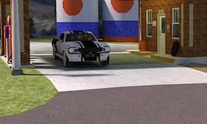 Gas Station Escape