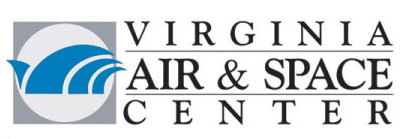 logo of Virginia Air & Space Center Hampton Virginia