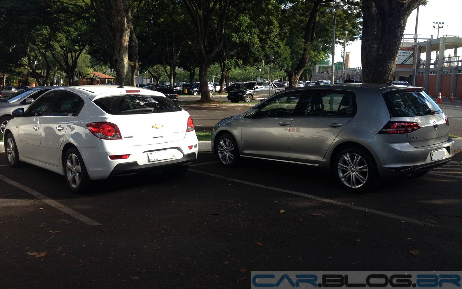 Novo Golf TSI Automático x GM Cruze Sport6 Automático