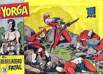 Yorga Nº 28-Hispano Americana de Ediciones