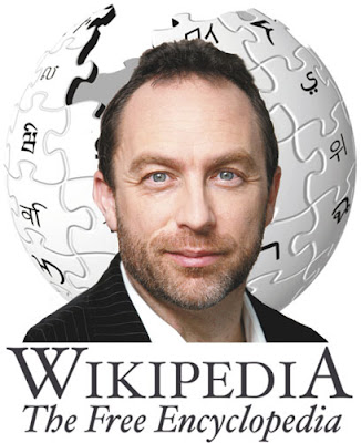 Wikipedia y Jimmy Wales