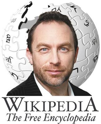 Wikipedia y Jimmy Wales