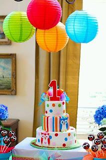 Tortas de Buhos y Lechuzas para Fiestas Infantiles, parte 2