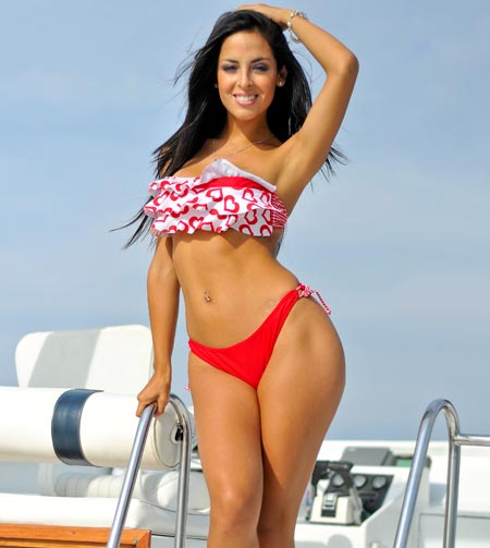 Andrea Luna - Galeriia - sexy en bikini PARTE I 11