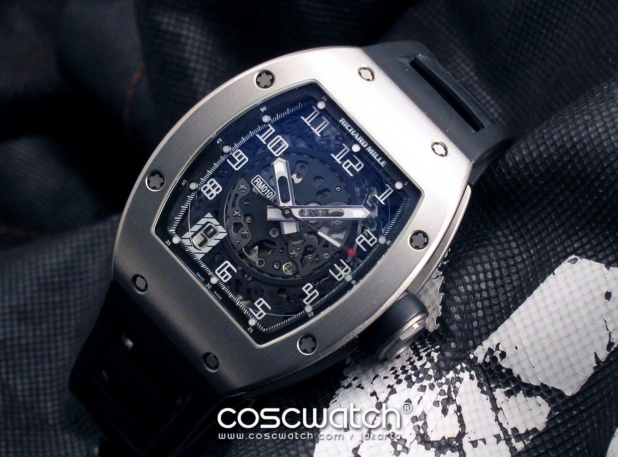 Richard Mille - RM10 Titanium