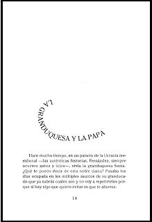 LA GRAN DUQUESA Y LA PAPA