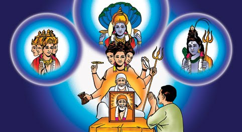 A Couple of Sai Baba Experiences - Part 588