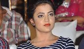 glorious hot sexy sparkling Nisha agarwal hot at saradaga ammayilatho audio