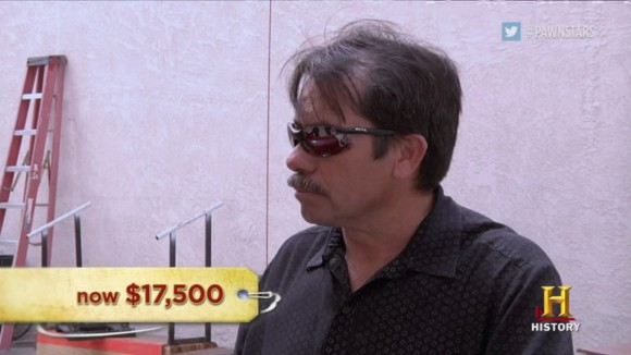 Pawn Stars Season 5, Episode 47 – Stalled Deals