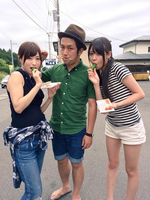 Amatsuka Moe 天使もえ, Sakura Yura さくらゆら Twitter Photos 02