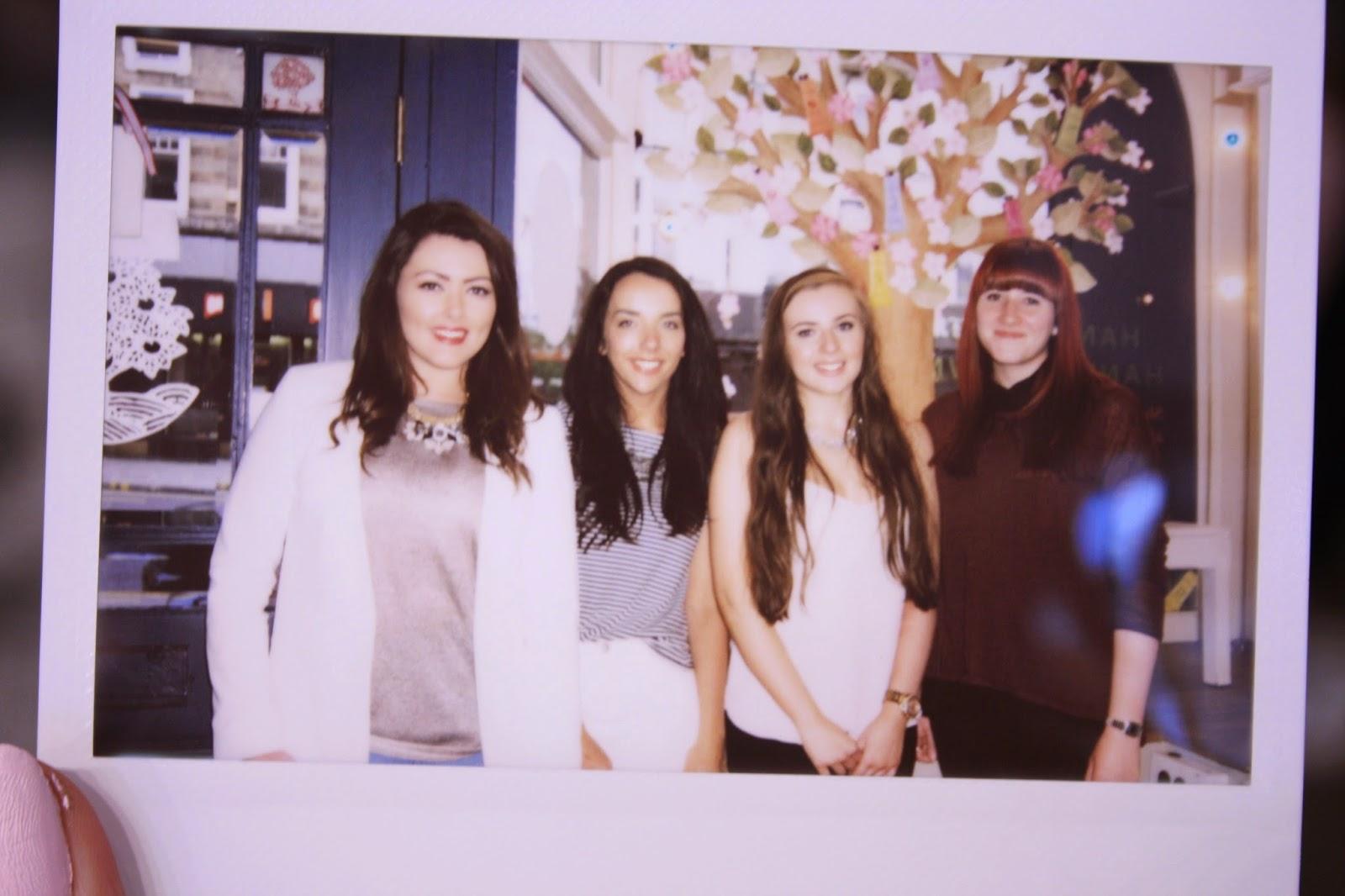 beauty bloggers Scotland