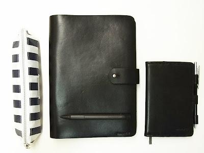 BILLYKIRK #231 Journal Holder and #134 Sketch Book