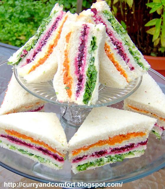 How To Make Ribbon Cake In Sinhala