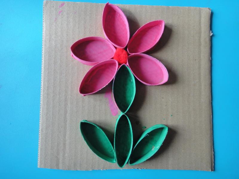 Fleur Papier Maternelle Ecosia