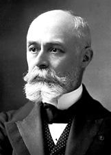 Antoine Henri Becquerel penerima nobel fisika 1903