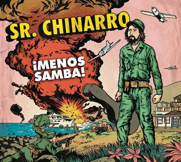 Sr Chinarro - Hot mothers