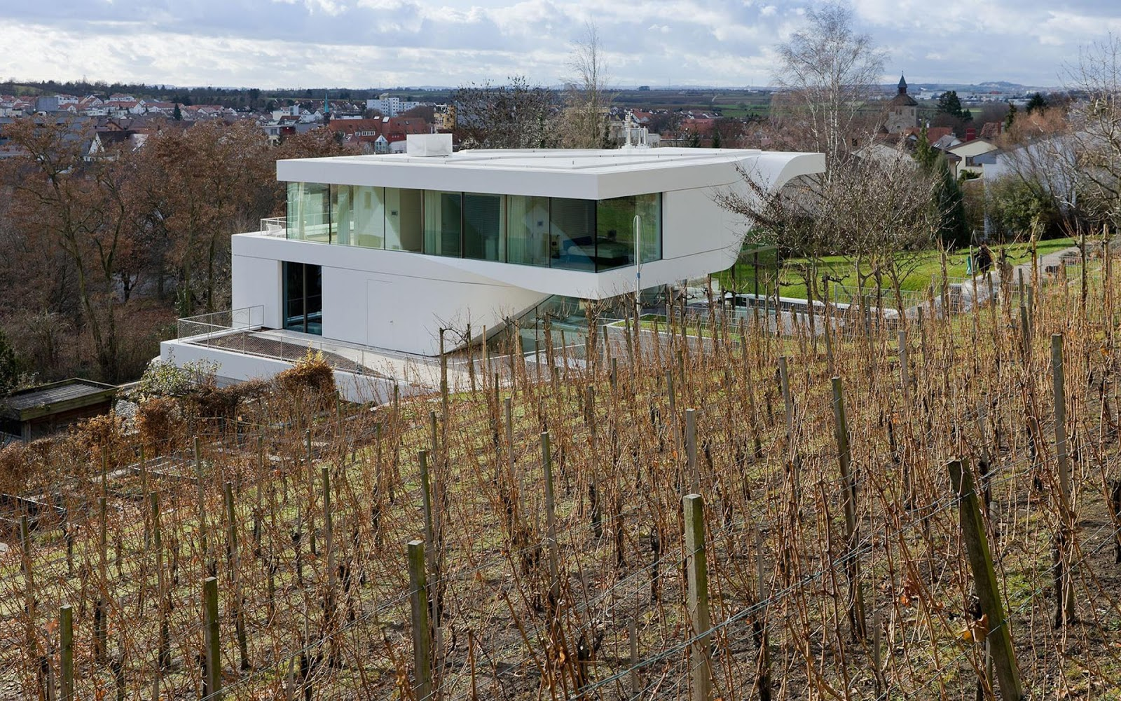 Haus am Weinberg by UNStudio | Interior Design Ideas, Modern Design ...